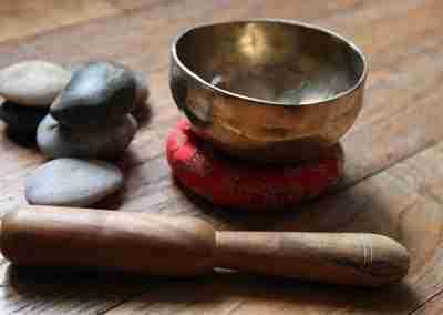 Massaggio Sonoro Campane Tibetane