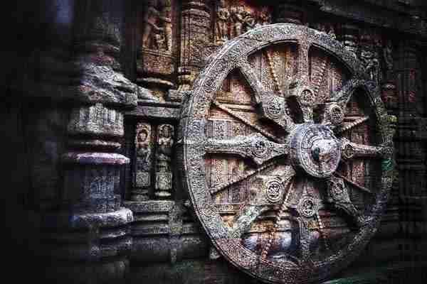 Karam Krya e 2020 Ruota del Dharma