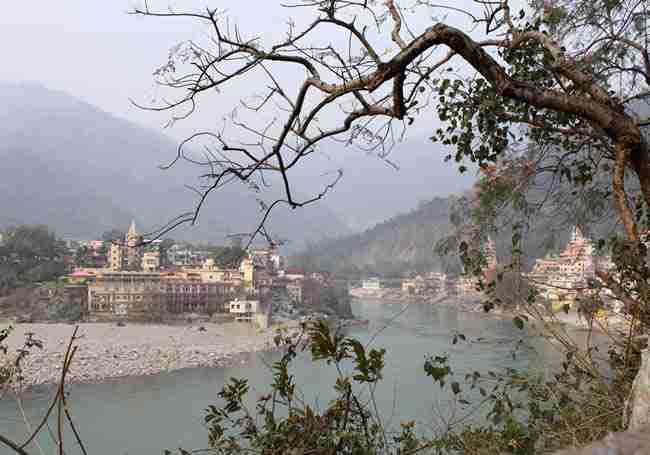 India con Yoga Hari Rishikesh e Gange