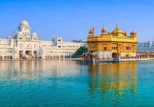 Tempio d'Oro Amritsar Punjab