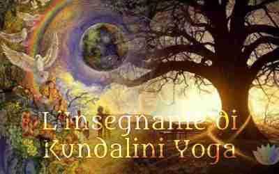 L'Insegnante di Kundalini Yoga