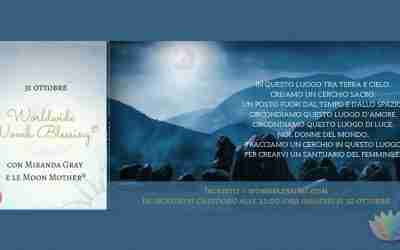 Worldwide Womb Blessing® – Meditazione E Incontro Per La Luna Piena