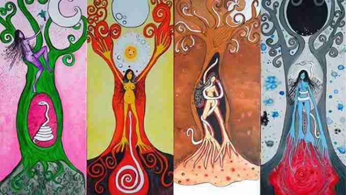 Worldwide Womb Blessing® - Femminilità