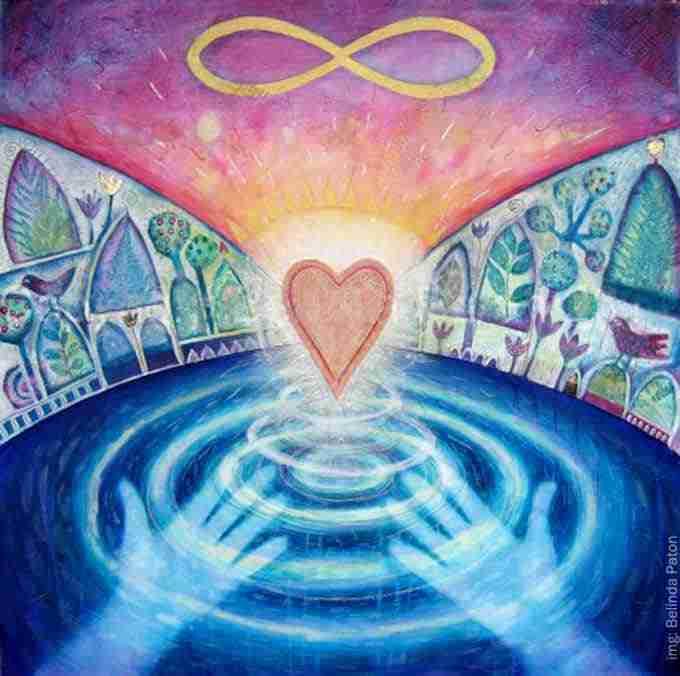 Il Cuore Spirituale - Raggiungere la Vetta