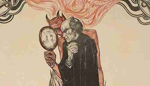 Bene Vs Male - Faust e Mefistofele