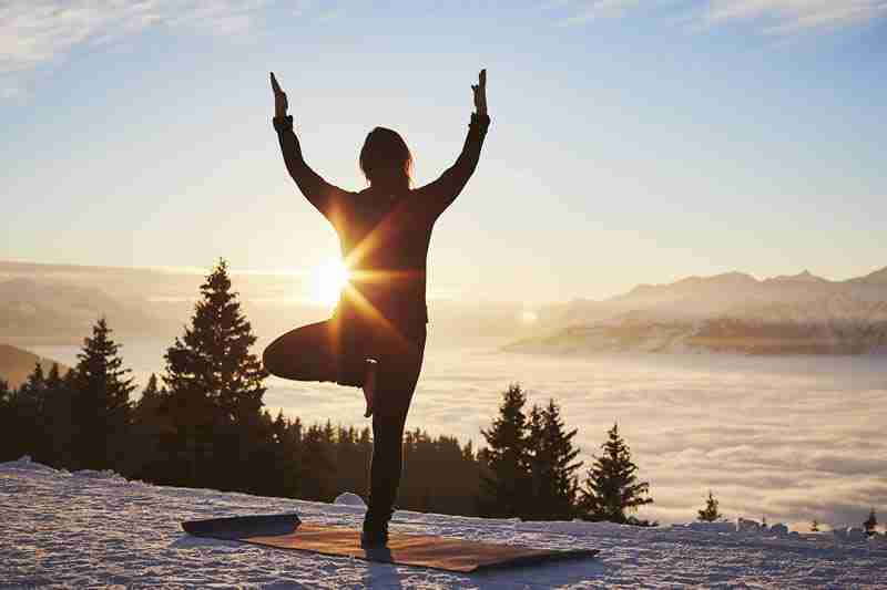 Meditare Durante il Solstizio Invernale - Meditare