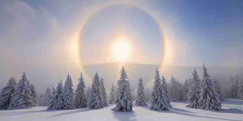 Meditare Durante il Solstizio Invernale - Percorso del Sole