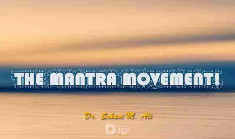 Il Movimento Mantra! - Dr. Schavi M. Ali